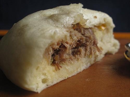 Steamed pork buns dough recipe